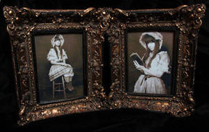 Framed prints sale 2 by Aiko273