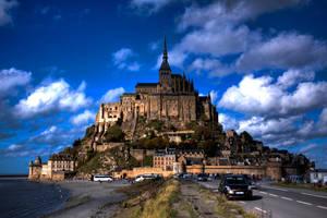 Mont Saint Michel - France by 3lRem