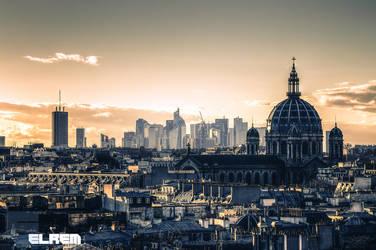 Saint Augustin by 3lRem