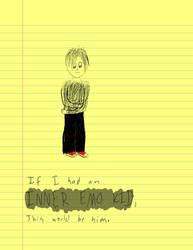 Inner Emo Kid by KeatonLee