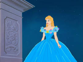 Cinderella 2015 in the 1950 film by FranMang