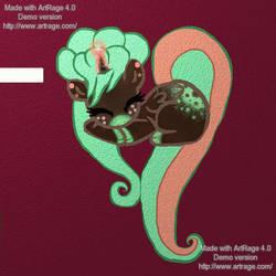 Heart Pony by MissyChrissy101