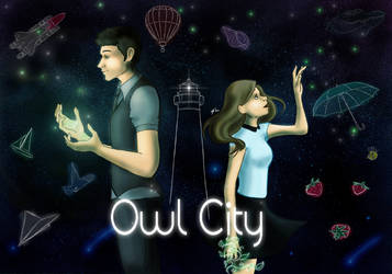 I Love Owl City by Bella-Anima