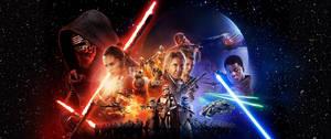 Star Wars: The Force Awakens by PhetVanBurton