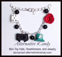 Alice Bracelet by alternativeicandy