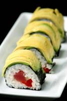 Tuna Red Pepper Roll 2 by bittykate