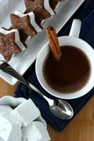 Choc + Almond + Marshmallows 1 by bittykate