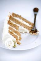 Chai Cake w Honey Ginger Cream by bittykate