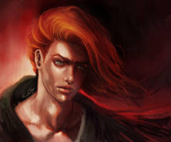 Kvothe the Bloodless by emmgoyer7