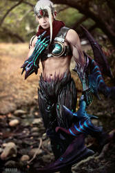 League of Legend Varus by okageo
