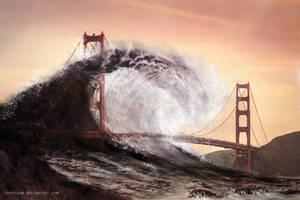 Killer Wave by Icesturm