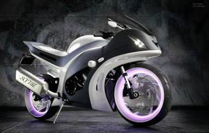 Motorbike by Icesturm