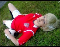 Hetalia: Soccer Norge by Mangestu001
