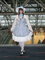 Sunday Outfit Otakuthon 09 by DaemonP
