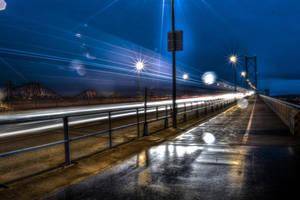 Forth Road Bridge by FunkyBah