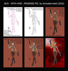 Jack With Hair - Progress Pic by shrouded-artist