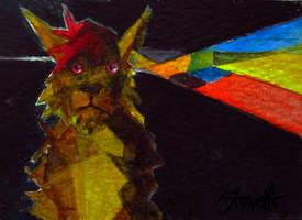 Feline prism by Drangir
