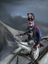 Vieille Garde aviateur by Drangir