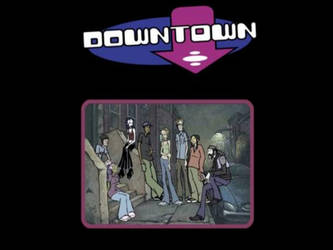 MTV's Downtown Wallpaper (1024 x 768) by Team-Lava