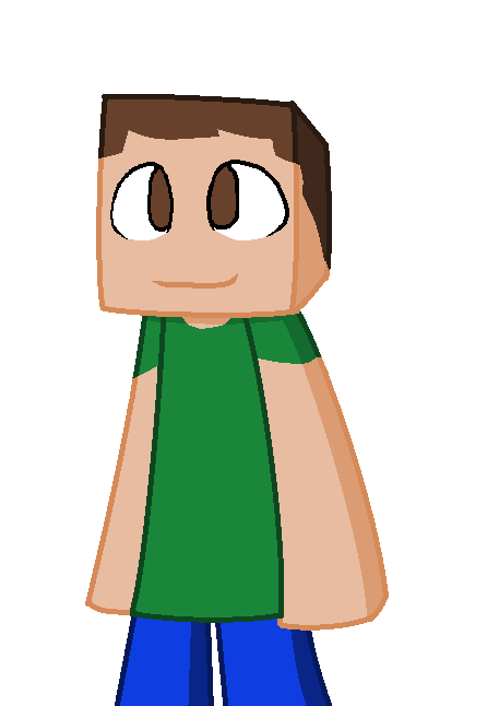 Minecraft Person Animate By Jcsaid On Deviantart