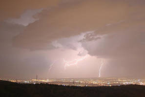 Bolts of Thunder by Bulutay