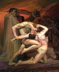William Bouguereau by Ericyeo