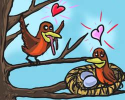 Birdy Lurve by JLai