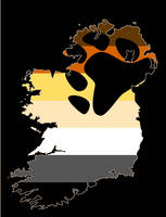 Irish Bear Pride by Yautja-Steve