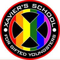 Gay X-men Logo MkII by Yautja-Steve