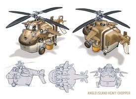 BWii Chopper by manmonkee
