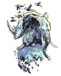 Extinction by manmonkee