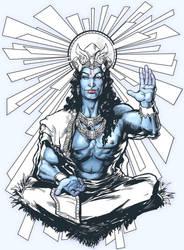 Rama by manmonkee