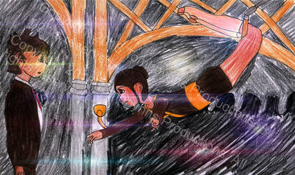 Greatest Showman/Ninjago OC/AU - Who is that? 1/2 by Tomboyhns