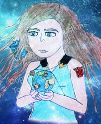 Deviant ID: My Little World by Tomboyhns