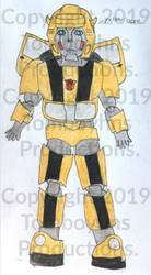 TF: Renascent - Bumblebee Design v3 by Tomboyhns