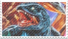 Gamera Stamp by TheNarffy