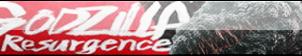 Godzilla Resurgence Fan Button by TheNarffy