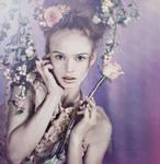 Flower Girl by MiriamJanus