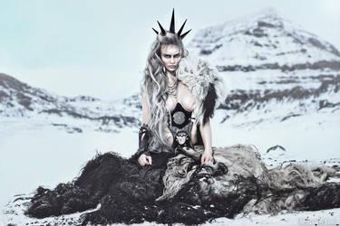 -Agnes- Queen of Faroe Islands by MiriamJanus