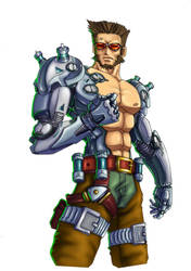 Cyborg 69 by Psychorobo