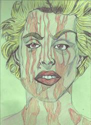 Zombie Madonna by JohnReynolds