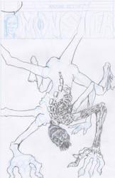 #day26 - 2018 09 07 - Monster by Ikuzak