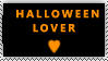 DA stamps:I love Halloween III by eleoyasha