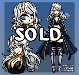 [AUCTION/CLOSED] ADOPTABLE 07/19 by eleoyasha