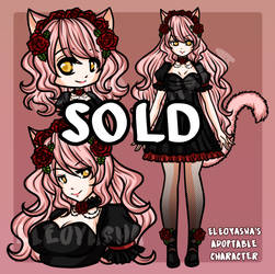 [AUCTION/CLOSED] ADOPTABLE 08/19 by eleoyasha