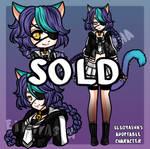 [AUCTION/CLOSED] ADOPTABLE 09/19 by eleoyasha