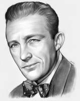Bing Crosby by gregchapin