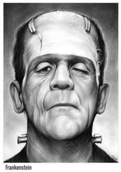 Frankenstein by gregchapin