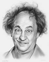 Larry Fine by gregchapin