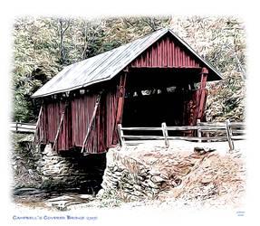 Campbells Bridge by gregchapin